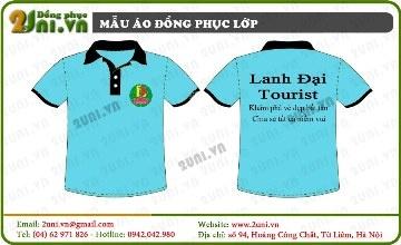 Áo đồng phục lớp U106