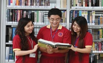 Đồng phục trường học Quốc Tế Sài Gòn